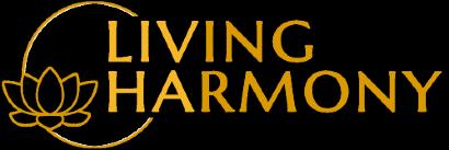 Livha - living harmony - logo